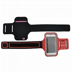 Running neoprene sport armband for iPhone 6