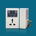 GSM Power Socket with UK Type Plug