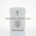 PIR Motion Sensor Audio Player for