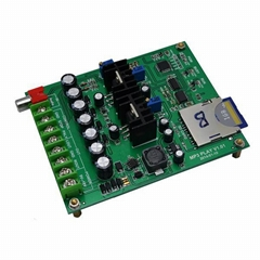 MP3 Audio Amplifer Board
