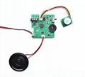 PIR Motion Sensor Audio Player Voice Recorder Based  4