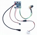 PIR Motion Sensor Activated MP3 Player