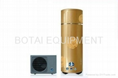 heat pump water heater (family baogueitang series)