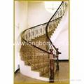 iron stair handrail
