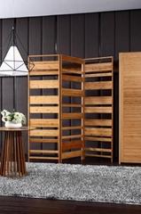 Unique design bamboo living room screen