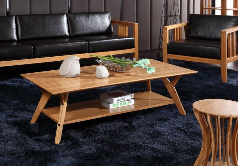 Stylish modern bamboo living room leather sofa sets k004c bamboo yue yue house china for Bamboo living room furniture