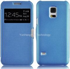 Wholesale for Samsung Galaxy S5 flip case