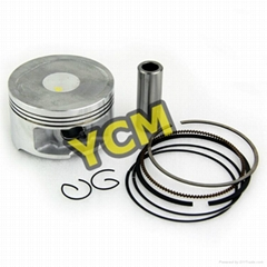 Majesty YP250 piston ring assy scooter engine parts 169MN