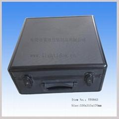 東莞市萊迪鋁箱制品廠供應高檔全黑色鋁箱