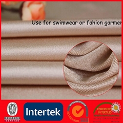 Hot Sale Nylon Spandex Plain Wholesale Fabric Use for Swimwear or Fashion Garmen