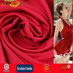 Textile Knitted Spandex Single Jersey Fabric for Swimwear (WNE1102)