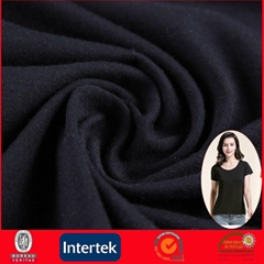 Any color Cotton Spandex Knitting Fabric (WCE1105)