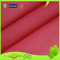 Knitting Spandex Mesh Tricot Polyamide Fabric for Underwear
