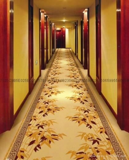 酒店走廊地毯 1