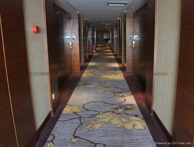 酒店走廊地毯 3