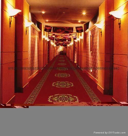 酒店走廊地毯 4