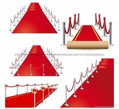青岛展览地毯