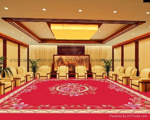 青岛会议室地毯 1