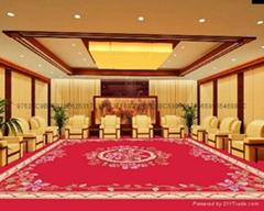 青岛会议室地毯