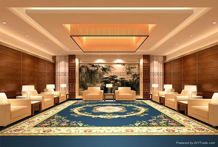 青岛会议室地毯 2