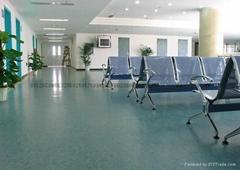 青島PVC塑膠地板