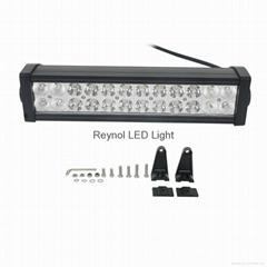 72W LED LIGHT BAR OFFROAD &WORK LED LIGHT