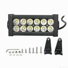 36W LED light bar Offroad & work led light