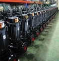 厂家直销WQ无堵塞潜水排污泵80WQ65-20-5.5污水杂质泵 4