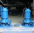 厂家直销WQ无堵塞潜水排污泵80WQ65-20-5.5污水杂质泵 5