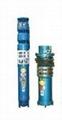 供应济南深井泵100QJ5-72/18 2.2KW 井用多级泵 4