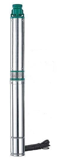 供应济南深井泵100QJ5-72/18 2.2KW 井用多级泵 2