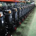 供应山东临沂潜水排污泵WQ污水调节池提升泵现货 5