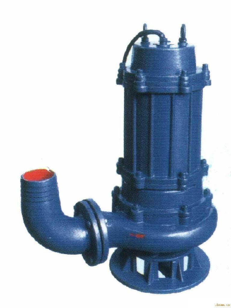 济南排污泵WQP 不锈钢潜水排污泵耐腐蚀潜污泵现货 4