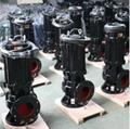 供应100WQ85-20-7.5潜污泵 自耦式轨道潜水排污泵厂家 3