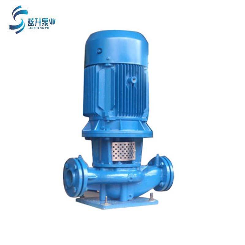 济南管道泵IRG65-160热水离心泵循环泵厂家批发 1