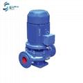 济南管道泵IRG65-160热水离心泵循环泵厂家批发 2