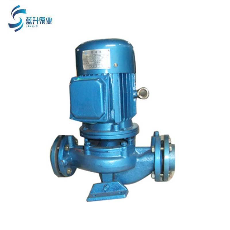济南管道泵IRG65-160热水离心泵循环泵厂家批发 3