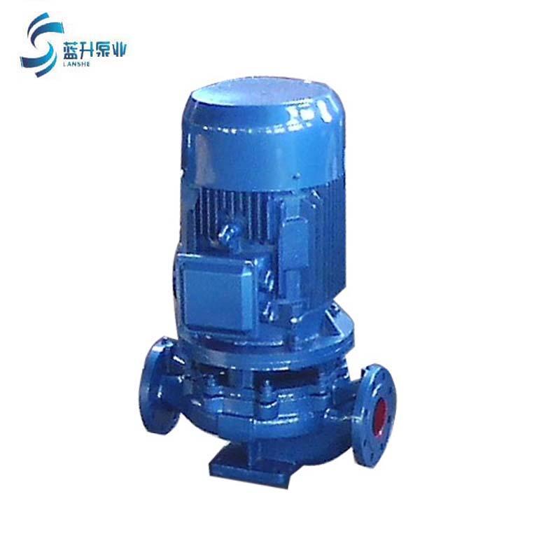 济南管道泵IRG65-160热水离心泵循环泵厂家批发 4