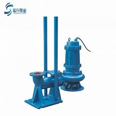 供应山东排污泵50WQ15-15-1.5无堵塞潜污泵杂质泵
