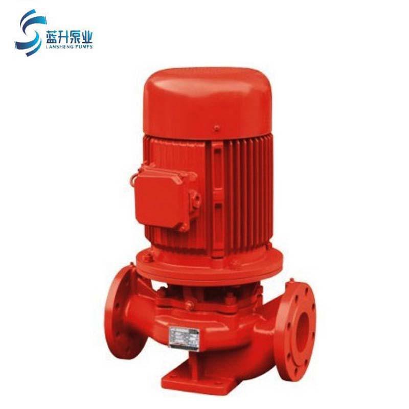 供应济南消防泵XBD12.5/5G-L 国标3C认证立式消防水泵 3
