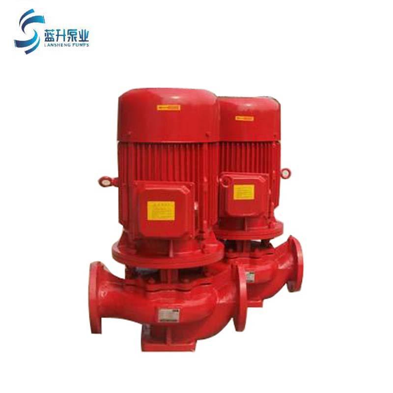 供应济南消防泵XBD12.5/5G-L 国标3C认证立式消防水泵 5