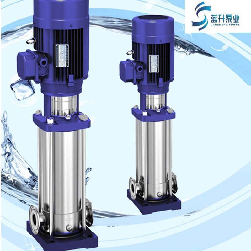 供应山东CDL不锈钢多级泵高扬程不锈钢多级离心泵 4