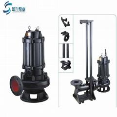 供应山东临沂潜水排污泵WQ污水调节池提升泵现货