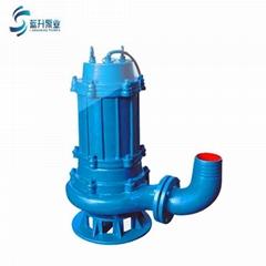 供应 QW100-80-20-7.5污水泵 地下室车库排污泵