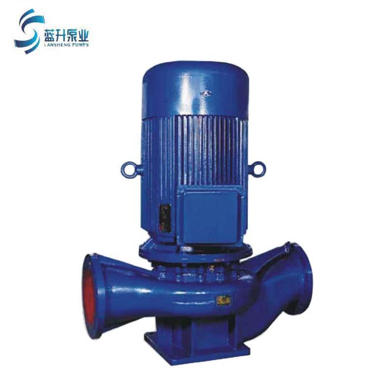 厂家直销ISG立式管道泵空调IRG热水循环泵单级单吸管道离心泵水泵 4