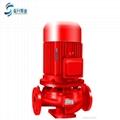 供应山东立式消火栓泵 XBD室