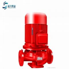供应山东立式消火栓泵 XBD室内外消防稳压泵