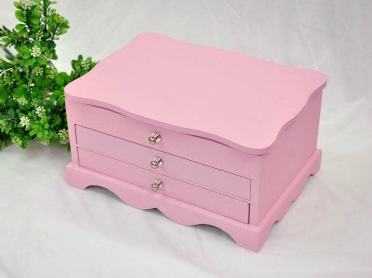 High quality new wooden jewellery boxes jewellery gift boxes for jewelry package 3