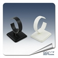 High quality leatherette display stand for watch or bangle with factory price 2