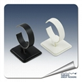High quality leatherette display stand for watch or bangle with factory price 3